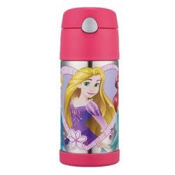 膳魔師【F4005PN6】370ml迪士尼公主 不鏽鋼真空保冷瓶保溫杯 保溫瓶