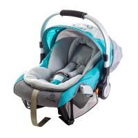 【CAPELLA】F01100提籃安全座椅-(藍綠/粉)