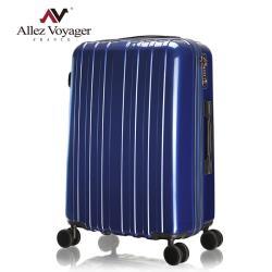奧莉薇閣 20吋行李箱 PC輕量鏡面登機箱 移動城堡