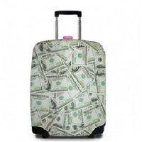 【SUITSUIT】行李箱套 - 美鈔滿天飛 Dollar-行動