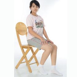 【KEROPPA】7~12歲學童專用毛巾底止滑短襪x3雙(男女適用)C93001白色