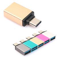 □USB3.1 Type C to USB3.0 OTG 轉接傳輸器□ 適用 手機 平板電腦 外接USB 鍵盤 滑鼠 隨身碟