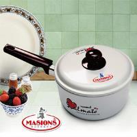 Masions美心 珍珠鍋系列日式湯鍋 18cm珍珠銀