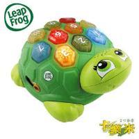 美國[LeapFrog跳跳蛙] 音樂桌遊小烏龜