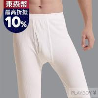 Pierre Cardin 2件組台灣製100%遠紅外線時尚純棉毛衛生褲(盒裝)pc1370