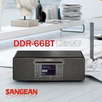 SANGEAN山進數位音響 DDR66BT