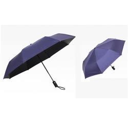 PUSH! 好聚好傘,一鍵開收全自動遮陽傘防曬防紫外線雨傘晴雨傘(100CM)I65
