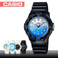 【CASIO 卡西歐】潛水風格-學生/ 青少年指針錶_鏡面3.4公分(LRW-200H)