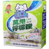 白象 萬用 檸檬酸 300g x3組