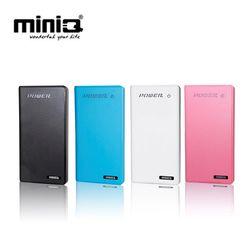 miniQ Touch 12000+雙輸出觸碰式行動電源