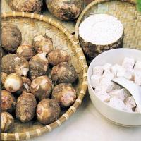綠安生活 苗栗無毒芋頭角塊12斤(1斤/包 )