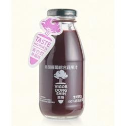 VDS活力東勢-紫胡蘿蔔綜合蔬果汁290ml (24瓶/箱)