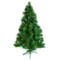 摩達客 台灣製15尺/15呎(450cm)特級綠色松針葉聖誕樹裸樹 (不含飾品)(不含燈)