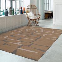 【Ambience】比利時Shiraz 現代地毯--磚牆  (160x230cm)
