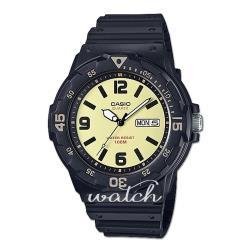 【CASIO 卡西歐】潛水風格-學生/青少年指針錶(MRW-200H)