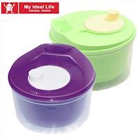 【AWANA】蔬果洗淨脫水器(GL-9553)隨機出貨