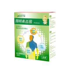 Bright陽明生醫-陽明素益菌