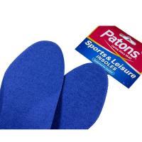 【鞋之潔】英國Patons 運動休閒鞋鞋墊